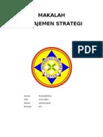 Makalah Strategi