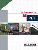 BALDOR +La+Industria+Minera