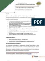 2.-Lineas Equipotenciales y Campo Electrico