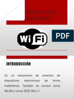 Dispositivos de Redes Wi-fi