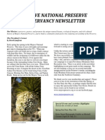 Spring 2013 Newsletter of the Mojave National Preserve C onservancy