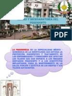 Macroanatomia y Microanatomia Del Periodont