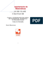 Guias de Estudio Calculo III