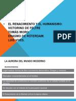 El Renacimiento y El Humanismo (1) (1)