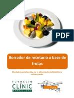 1_Frutas recetas