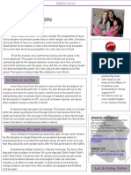 Ministry March 2013 Newsletter