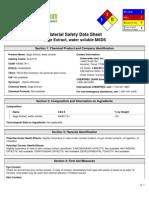 Sherwin Williams SDS Sheet / Xylene   Toxicity   Personal