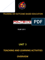 UNIT 3 Teaching&Learning