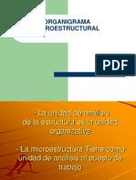 ORGANIGRAMA MICROESTRUCTURAL