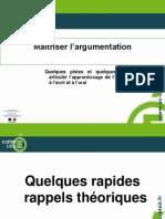 2-Argumentation Ecrit Et Oral