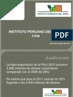 Instituto Peruano Del Agro