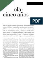 Sobre Juan Jose Arreola