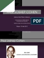 Cohen Exposicion