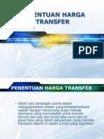 Bab 6 Penentuan Harga Transfer