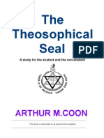 Coon, Arthur M - The Theosophical Seal