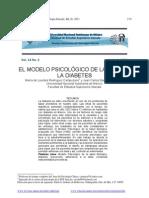 Modelo Psicologico de La Salud y La Diabetes