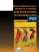 Manual IBON Ayuda Al Desarrollo
