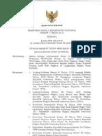 Perka BPS Nomor 7 Tahun 2013 Tentang Kode Etik Pegawai Di Lingkungan Badan Pusat Statistik