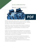 10 novelas de espías que no debéis dejar de leer