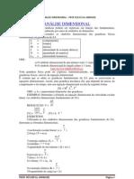 Exercicios Extras de Analise Dimensional