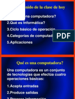 Que Es Informatica