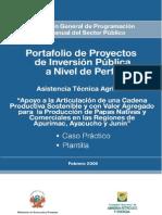 Asistencia Tecnica Agricola - Caso Practico y Plantilla
