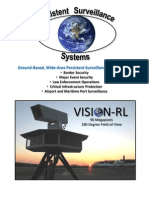 Persistent Surveillance Systems Brochure