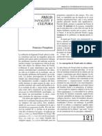 01-Pamplona, F - 1985-Freud, Psicoanalisis y Cultura
