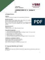 Fisica II-Laboratorio Electrostatica