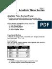 Materi 7. Analisis Time Series