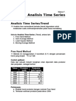 Materi 7. Analisis Time Series
