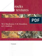 Atlas of Igneous Rocks and Their Textures(Text)