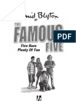 Five Have Plenty of Fun - Excerpt