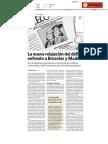 La nueva relajacion del deficit enfrenta a Bruselas y Madrid