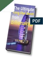 The Ultimate Feng Shui Secret From Billionaires