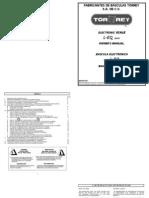 Manual Usuario Bascula