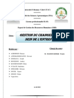 exposé de Gestion des ressources humaines (GRH)