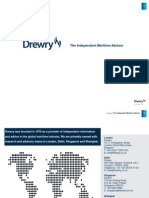 Challenging World for the Container Liner Operators Drewry
