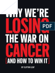 Fortune Magazine Article on Cancer 2004