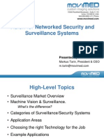 MoviMED - Vision for Networked Security and Surveillance Systems - Working Copy_r2