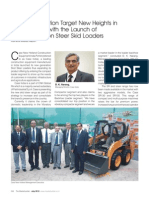 Article on ' Case New Holland