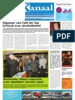 Het Kanaal 11 april 2013