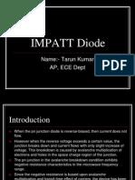 13088150 Impatt Diode