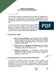 Terms of Reference for Sajahatra Bangsamoro