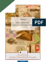 f09 Idegennyelvű üzleti kommunikáció írásbeli műfajai