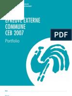 CEB - 2007 - Portfolio (Ressource 4942)