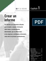 Crear Un Informe
