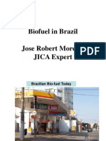 Biofuel in Brazil Ppt