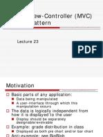 MVC Lecture23