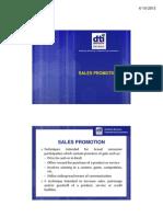 DTI Sales Promotion